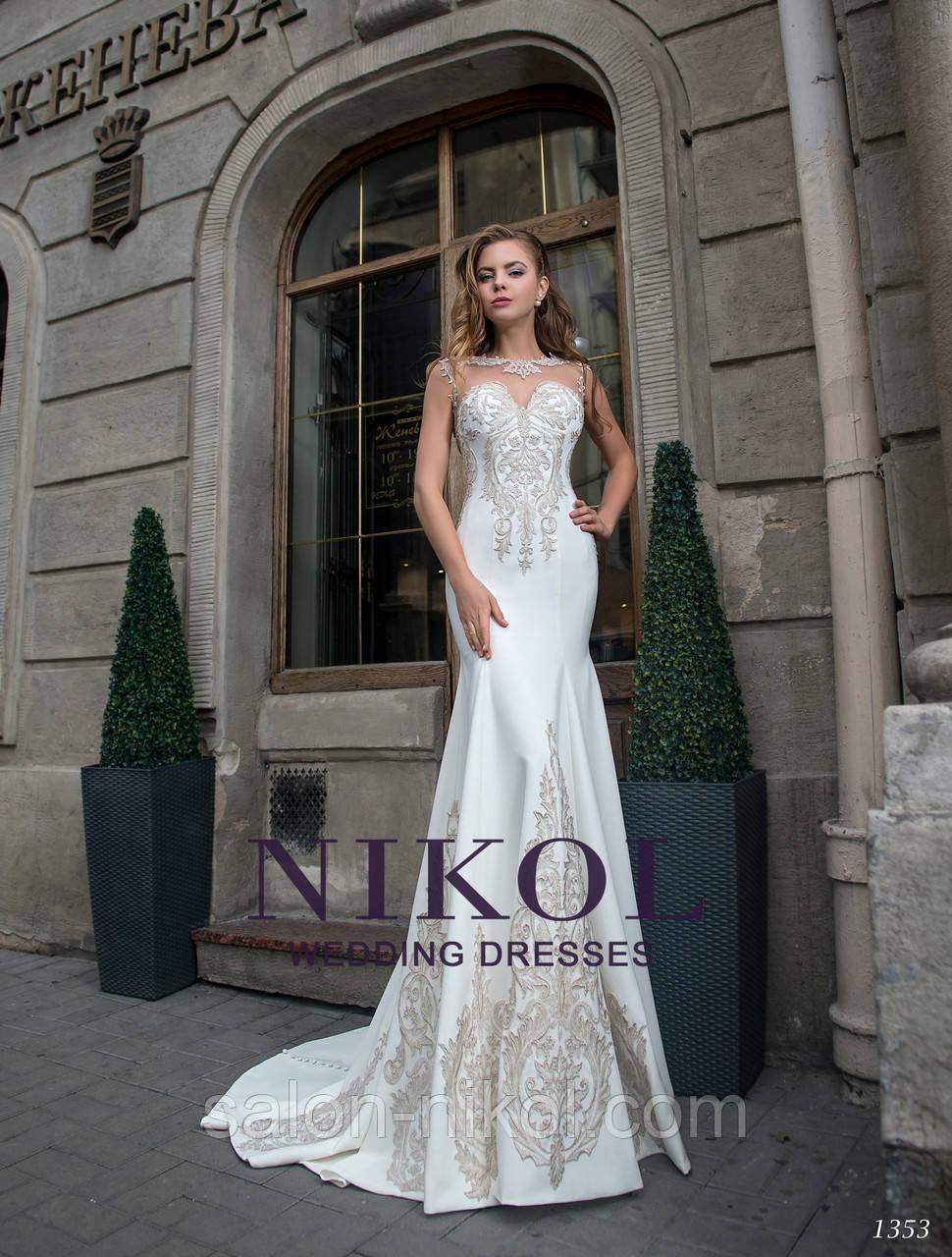Вечернее, выпускное платье 13-53