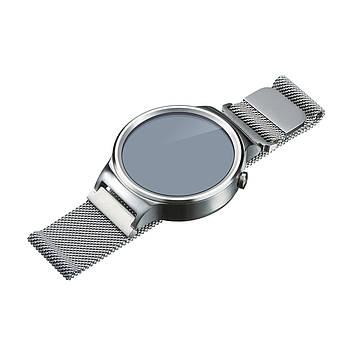 Міланський сітчастий ремінець для годинника Huawei Watch 1 - Silver