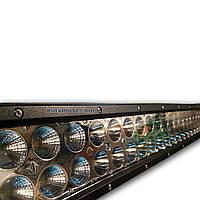 Мощная LED фара дополнительного света на 60 диодов