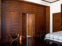 Деревянная облицовка стен под заказ