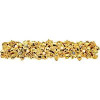 Ручка Ferretto Freya золото и жемчуг со стразами