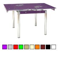 Стеклянный стол GD-082 (Signal)