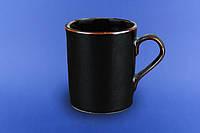 Чашка Офисная коричневая