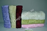Банные полотенца бамбук Cestepe Jasmin Bamboo 70х140см. (6шт.) - Турция