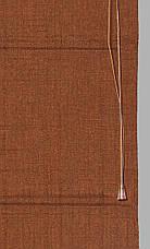 Римская штора лайн лён 09-09 кант 09-01_01 1400*1700  изготовим по вашим замерам    , фото 2
