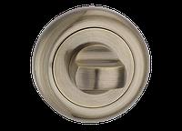 Поворотник под WC MVM T8 AB (старая бронза)