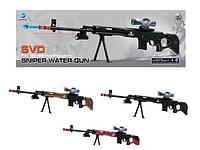 Детское оружие Автомат ht9909-3 мягкие пули, гидрогель