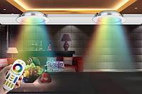 Светильник даунлайт RGB + CCT, WIFI, 12W