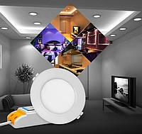 Светильник даунлайт RGB + CCT, WIFI, 6W