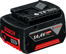 Аккумулятор Bosch GBA 14,4V 4.0 Ah M-C Professional