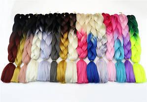 Канекалон омбре Jumbo Braid Hair #50, фото 3