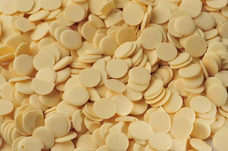 Barry Callebaut CW2NV-554 Білий шоколад (з натуральною ваніллю сорту Bourbon), по 10 кг, фото 2