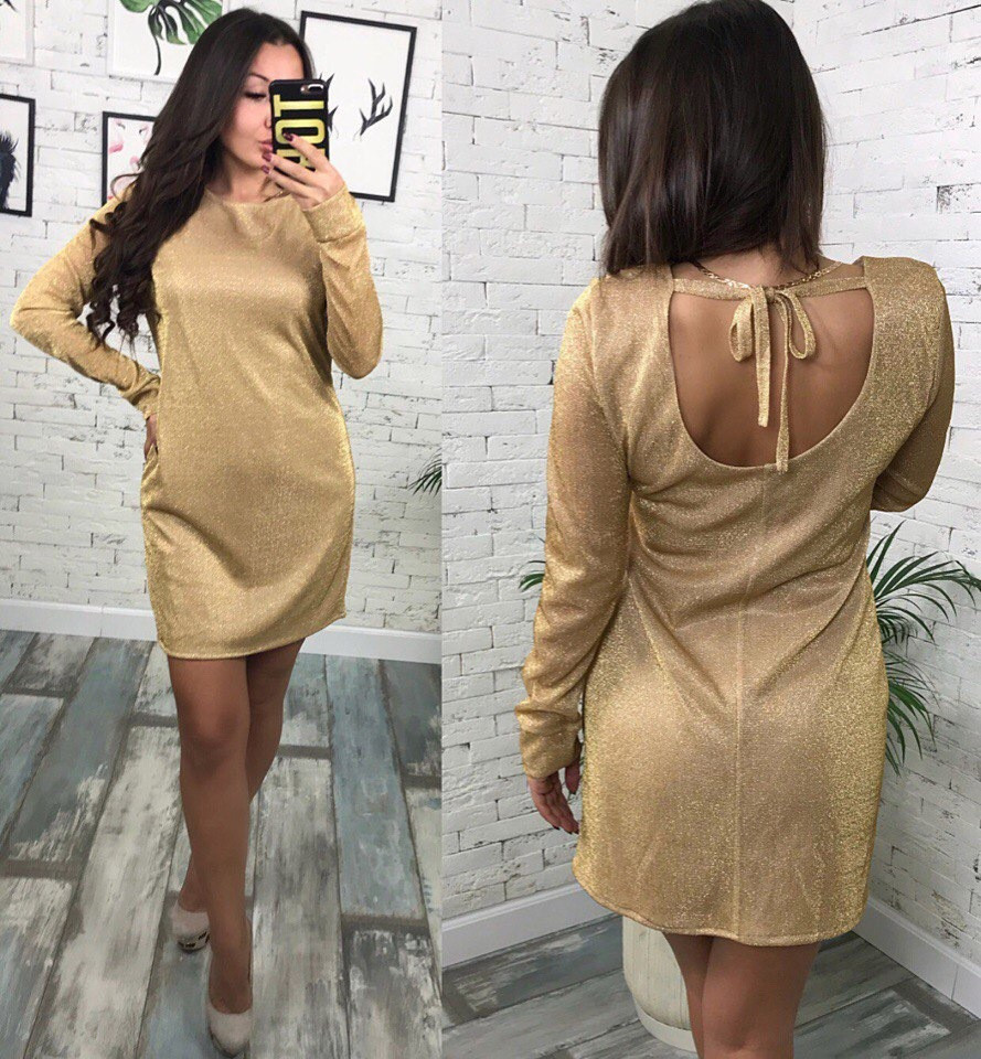 db9889705aaed17 Блестящее короткое платье