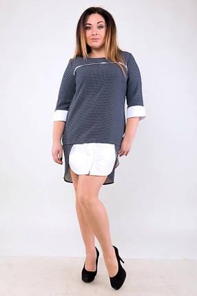 d76681fadbc Стильное женское платье-туника ткань