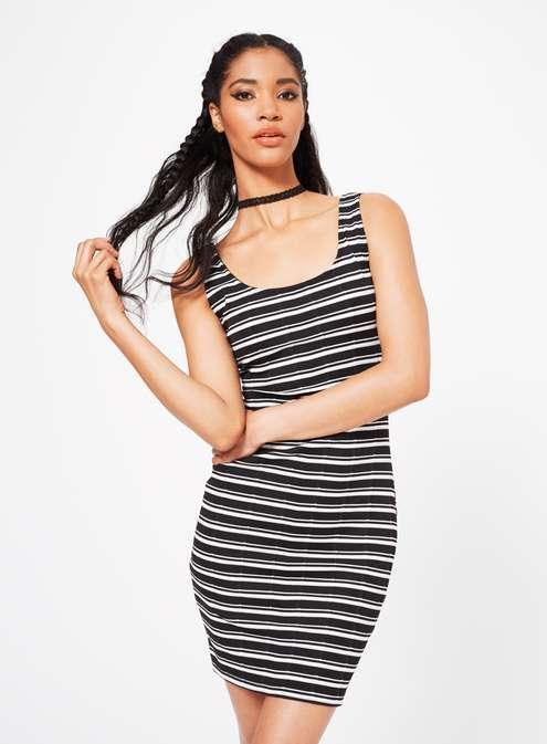Новое платье в полоску по фигуре Miss Selfridge