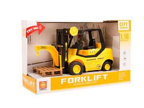 Машина-погрузчик Forklift