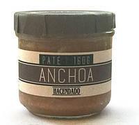 Паштет с анчоусами Hacendado Pate Anchoa (без глютена) 160g (шт.)