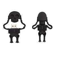 USB 16Gb Skeleton Black
