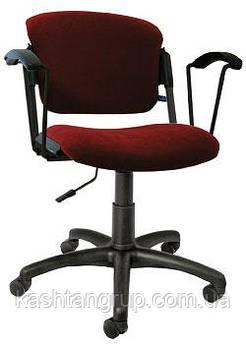 Кресло ERA GTP black Ткань MICROFIBRE