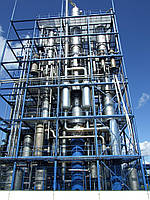 Спиртзавод Завод по производству альтернативных видов топлива,спирта, биоэтанола