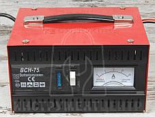 Зарядное устройство для автомобильного аккумулятора Tehnoking BCH-75