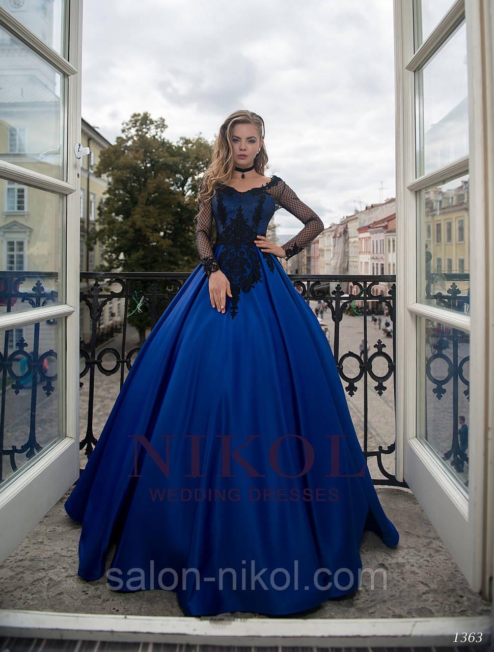 Вечернее, выпускное платье 13-63