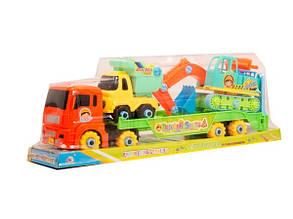 Вантажівка-конструктор Trailer Series
