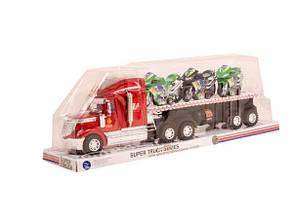 Трейлер Super Truck Series