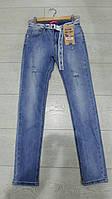 Подростковые джинсы для девочек оптом,фирма GRACE