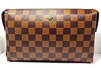 Женский клатч Louis Vuitton натуральная кожа