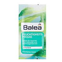 Balea Увлажняющая маска для лица «Водоросли» 2х8 мл