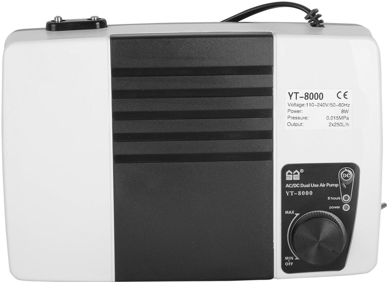 Компресор на акумуляторі SunSun YT-8000, 4л/хв