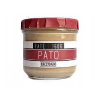 Паштет из утиной печени Hacendado Pate Pato (без глютена) 160g (шт.), фото 1