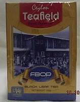 Чай черный TeaField ФБОП 100 гр