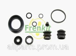 Ремкомплект суппорта на Инфинити - Infiniti FX35, FX37, FX45, Q45, QX56, тормозной поршень, направляющие