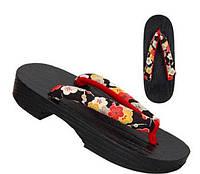 Японские сандалии Гета, Дзори