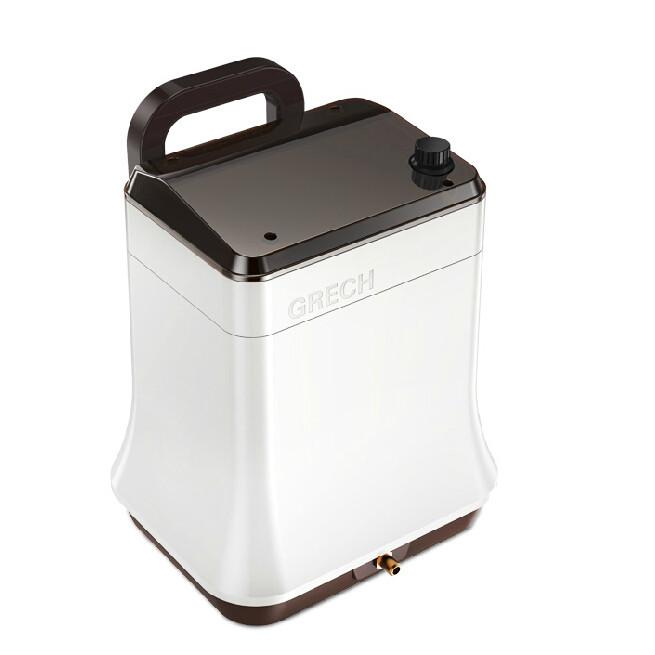 Компрессор на аккумуляторе SunSun(GRECH) CP-180, 185л/мин
