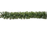 Гирлянда из искусственной хвои длинной 2 м диаметром 23 см