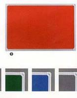 Доска DAHLE (Германия) Blue Felt695179, доска фетровая настенная90х120х13 , синяя