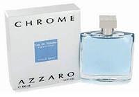 Azzaro Chrom 100ml. туалетная вода Тестер Оригинал