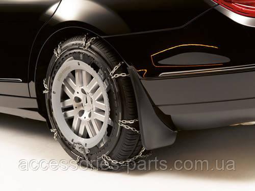 Бризковики задні Mercedes-Benz C-Class W204 Нові Оригінальні