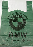 Пакет майка 40х60 БМВ
