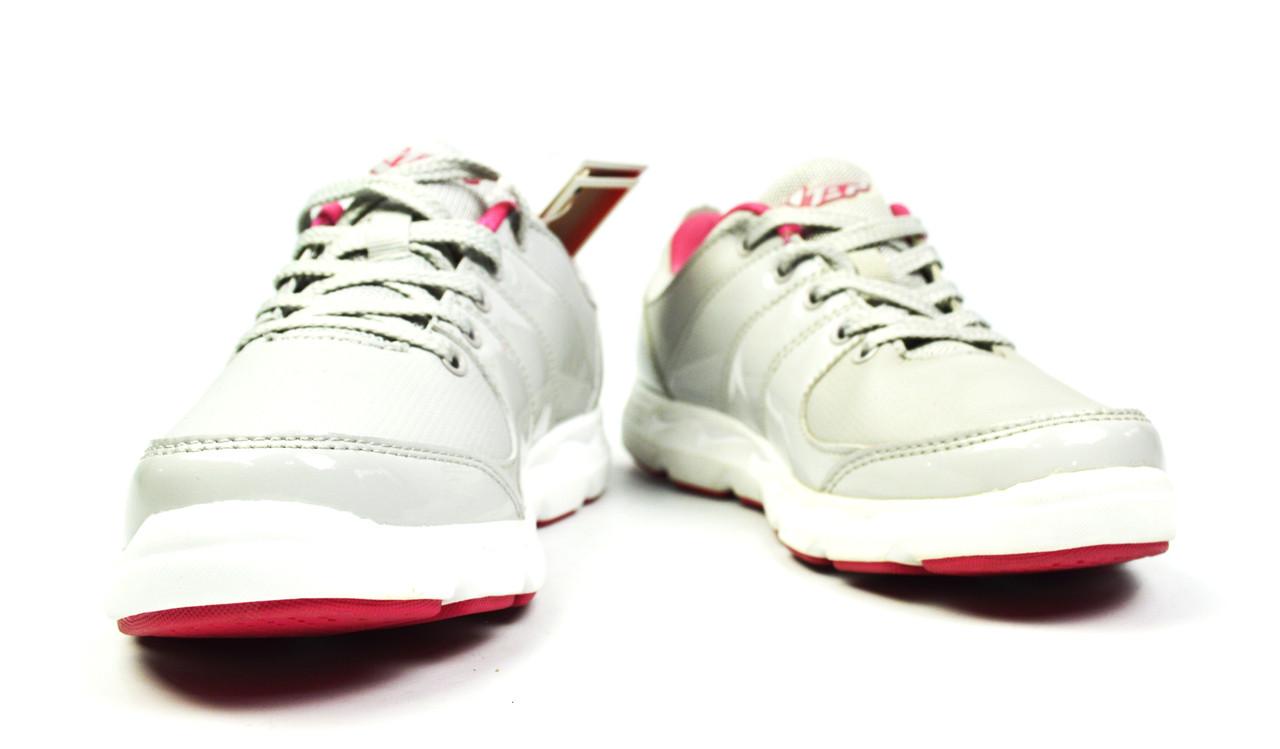 f0b6d386 ... Серые кроссовки женские, подростковые Xtep для спорта, повседневной  носки, ...