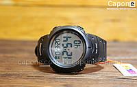 Оригинальные часы Skmei 1068 Black / Водостойкие, противоударные спортивные часы !