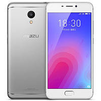 Смартфон Meizu M6 16Gb Silver Global version