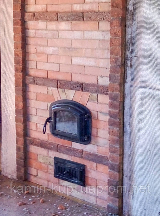 Чунная дверка для печки
