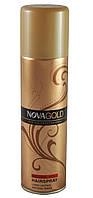 Лак для волосся «Суперфіксація» Nova Gold HairSpray Super Firm 200 ml