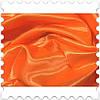 Атлас Простой Оранжевый