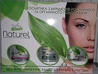 Набор органических средств личной гигиены Winni's №4 (гель для душа+средство для интимной гигиены+жидкое мыло)