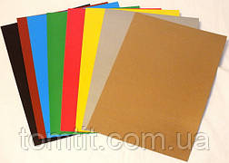 """Набор цветного картона """"Monster High"""" (8листов/8цветов, есть золото и серебро) , фото 2"""